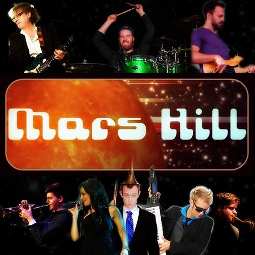 Band Pic-Mars Hill