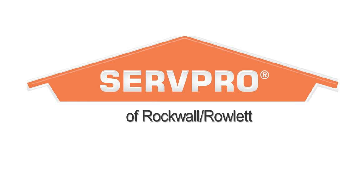 Servpro of Rockwall-Rowlett Logo