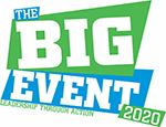 The Big Event Logo 2020 - Words