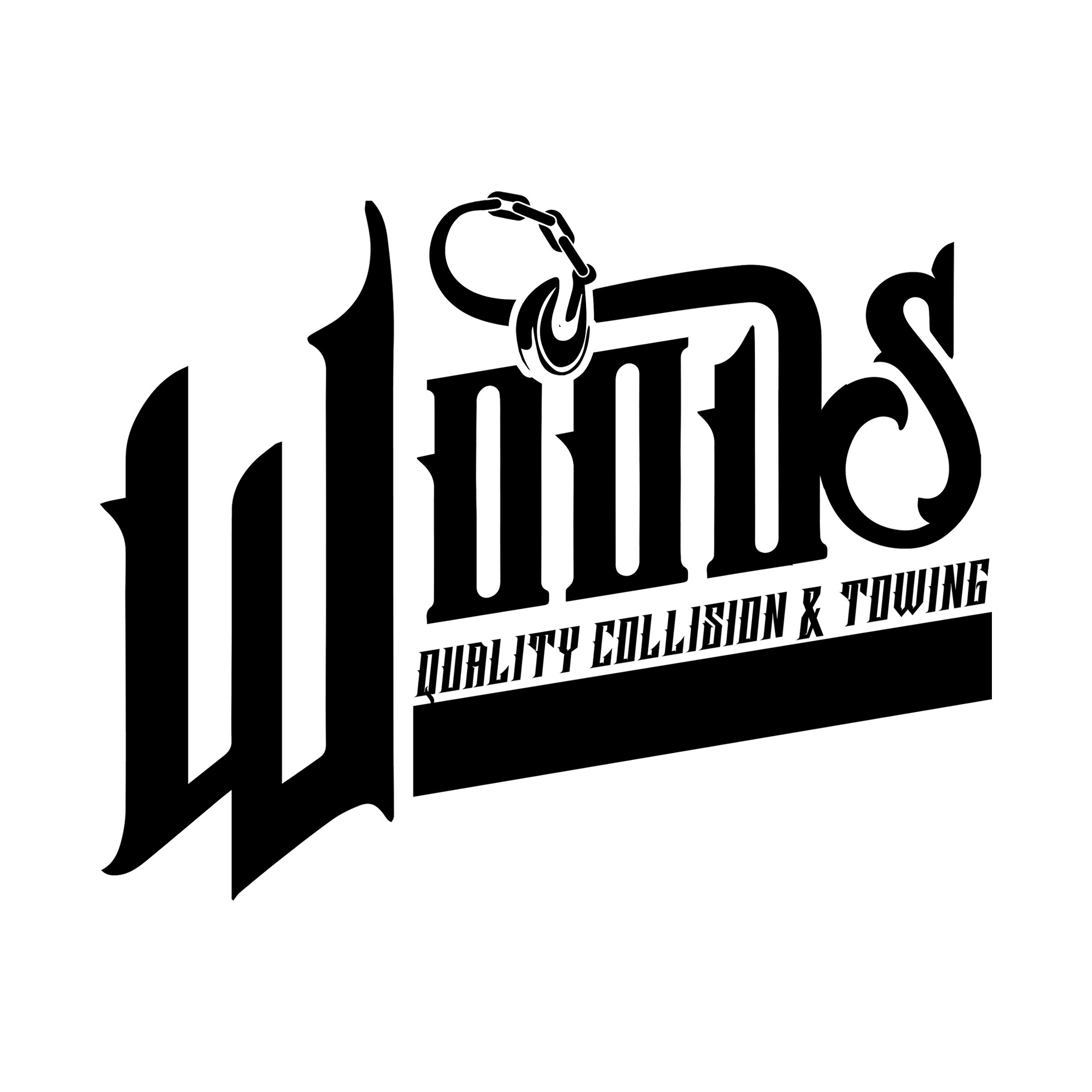 WOODS TOWING LOGO