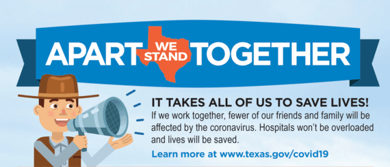 COVID-19 Resource Link to Texas.gov