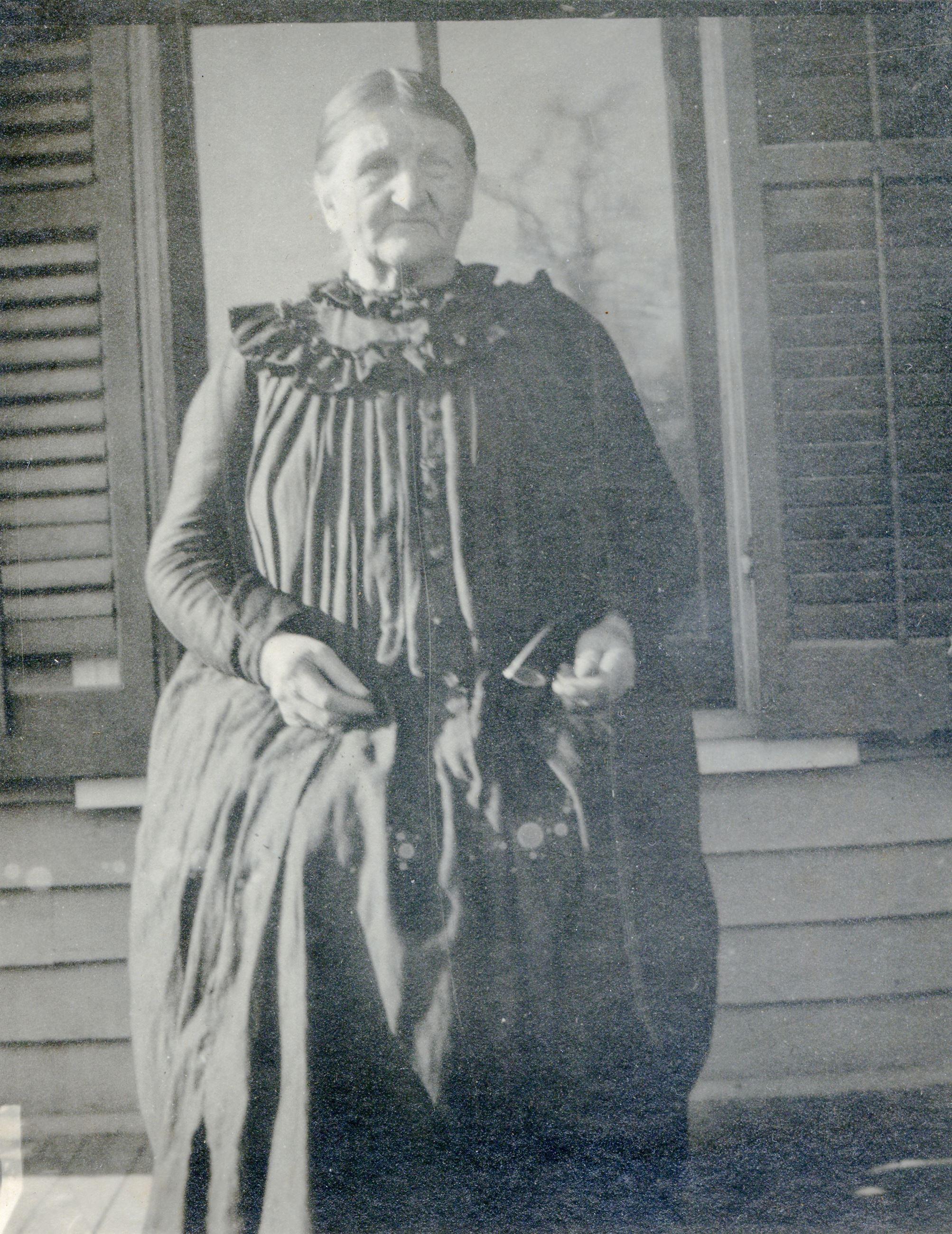 Elizabeth Zollner - Mathias Wife