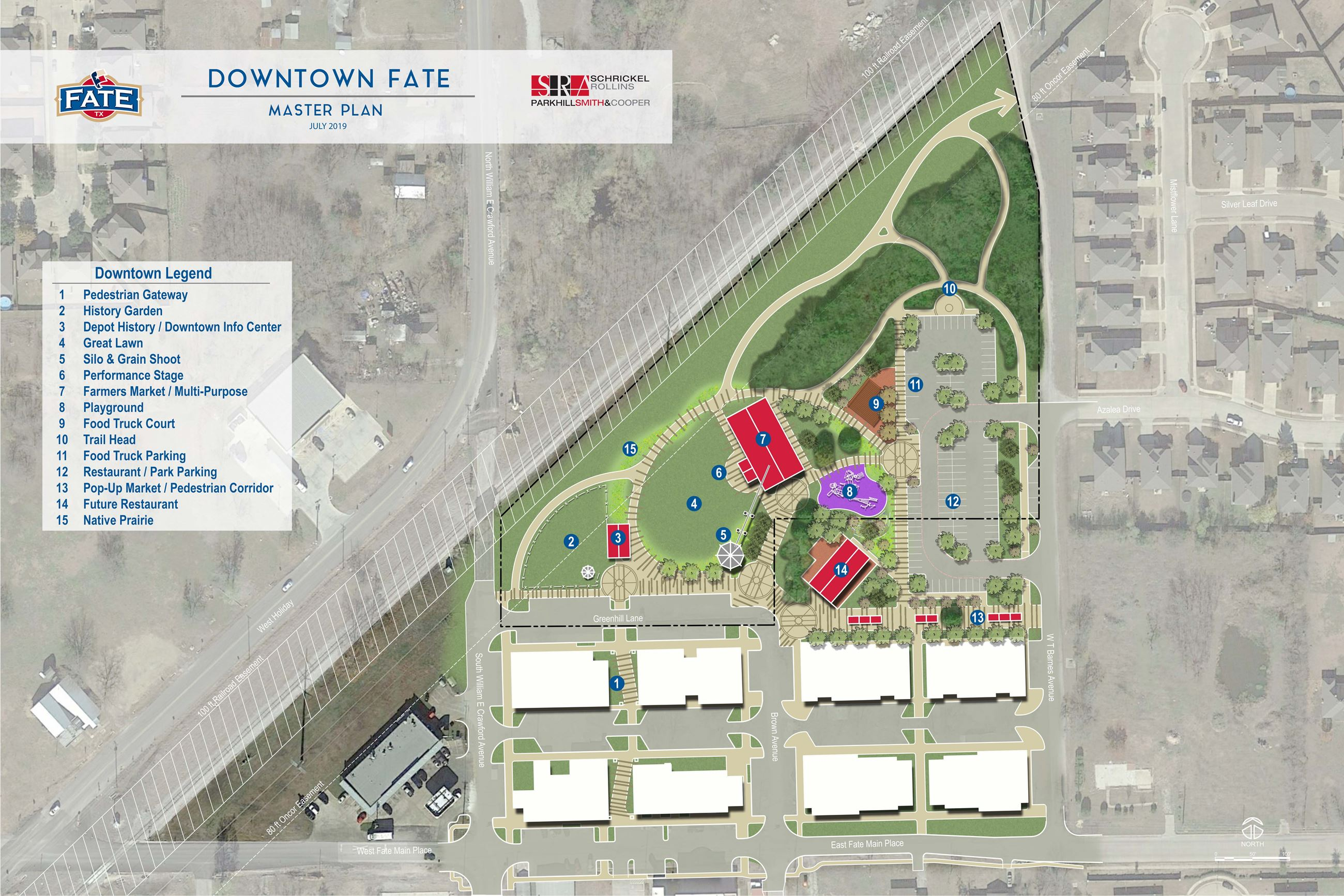 2019-07-25 Downtown Fate Master Plan