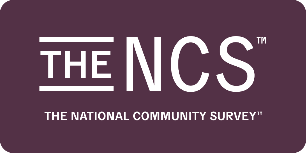 National Community Survey Logo