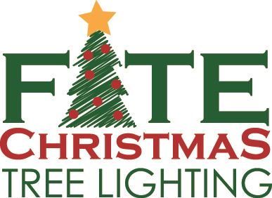 Fate Christmas Tree Lighting Logo